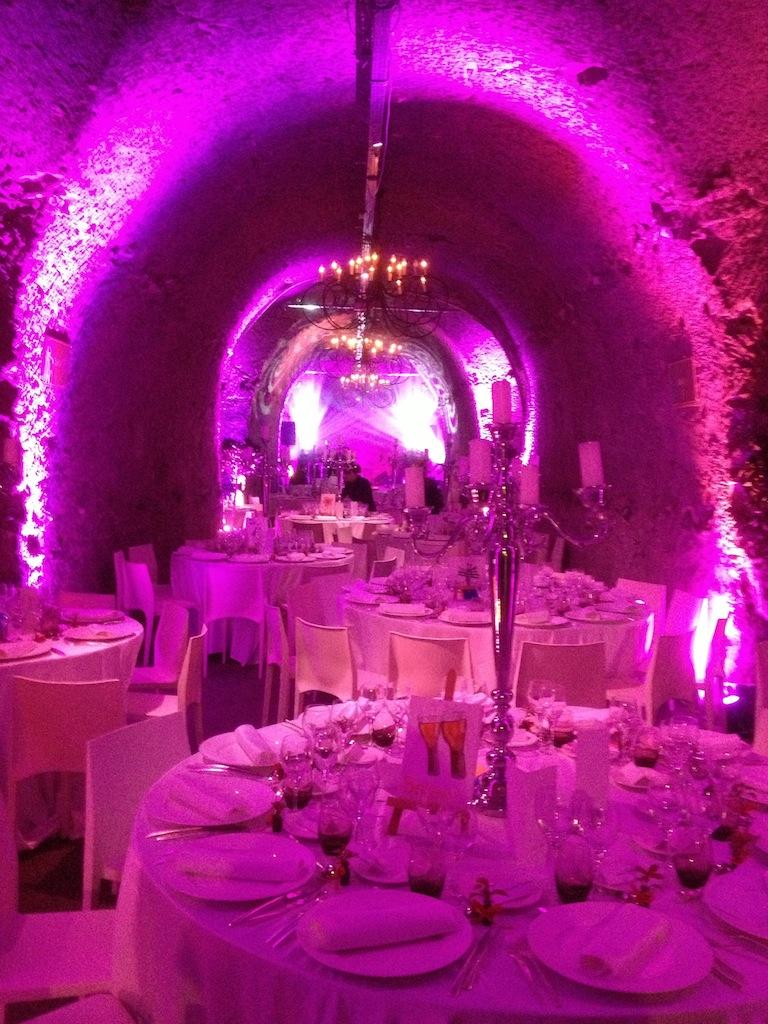Anciennes caves à vin à Issy les Moulineaux