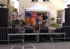 Fête de la musique à Châteaux Thierry 1