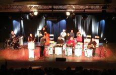 Concert de Jazz lycée Sainte Céline 1